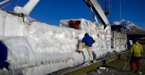 Feds: Ice accumulation likely in F/V Destination sinking