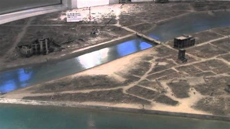Before/After the Hiroshima atomic bombings - YouTube