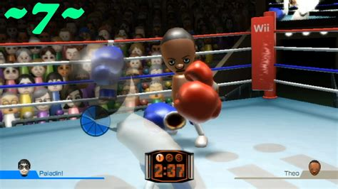 Wii Sports Boxing [7]: She got the moves