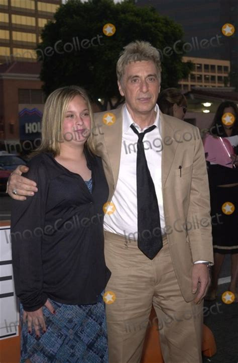 Photos and Pictures - Al Pacino and daughter Julie Marie