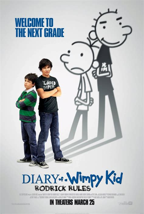 Diary of a Wimpy Kid 2: Rodrick Rules   Miracle Dreamz