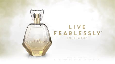 Fragancia Live Fearlessly® de Mary Kay