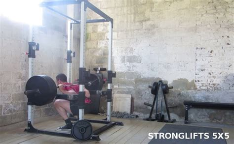 Simply Sub-Optimal: Dont Do StrongLifts 5x5 for