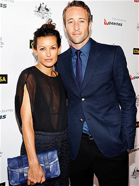 Alex O'Loughlin is married! - Oh No They Didn't!