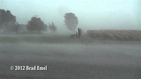 Severe wind storm in Mattoon on 8-16-12 - YouTube