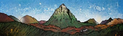 Glencoe Paintings and prints including Glencoe, Loch leven