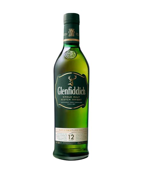 Glenfiddich 12 Year Old Scotch Whisky | Buy Online or Send
