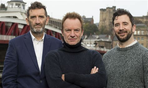 Jimmy Nail to star in UK premiere of Sting musical The