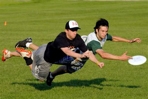 Ultimate Frisbee on the rise