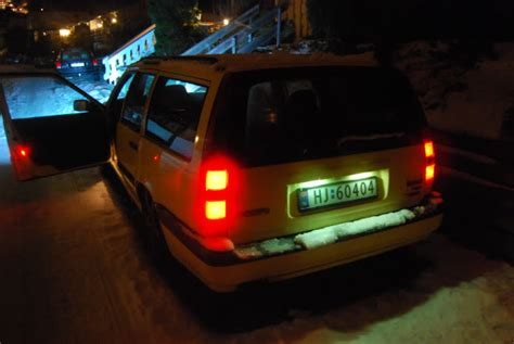 Moslet: Volvo 850 T-Gul T-5R