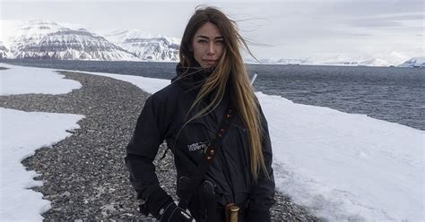 Meet the Svalbard guide - Arien Ramnefjell